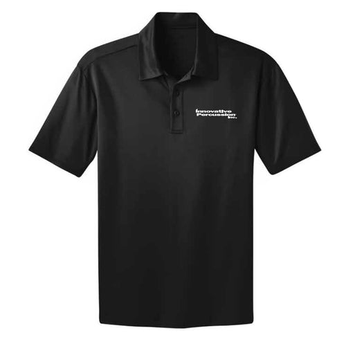 IP Black Polo