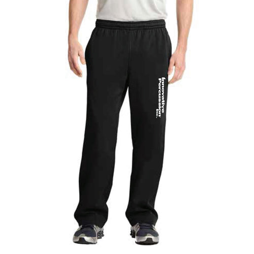 IP Black Sweat Pants