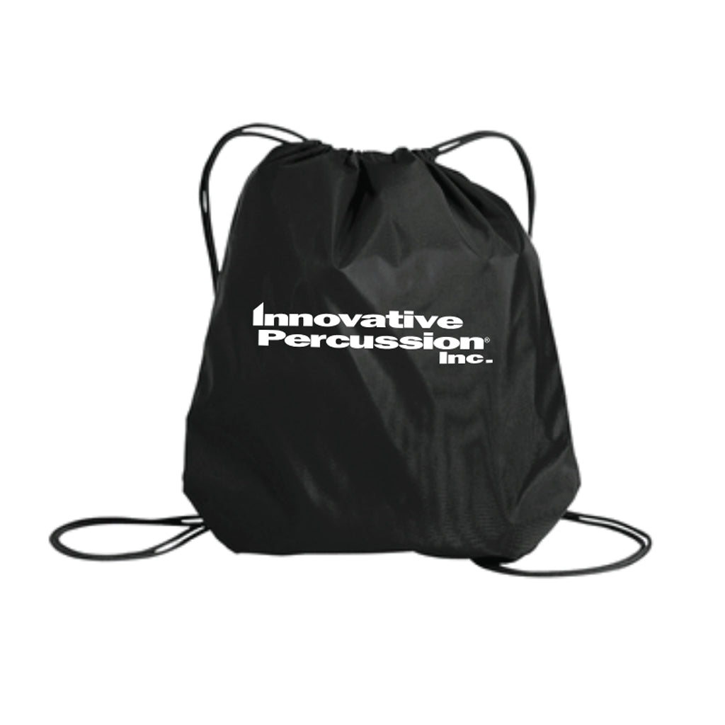 IP Black Cinch Bag