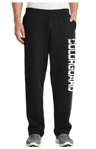 Colorguard Sweats