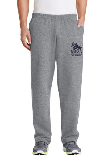 MESA ARTS ACADEMY - HEATHER GREY SWEATPANTS