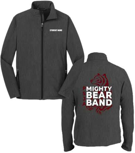 PSJA Might Bear Band Jacket