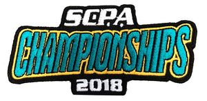 SCPA Championships Patch