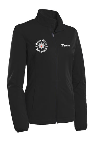 SANTA CLARA VANGUARD JACKET - LADIES HORN LINE