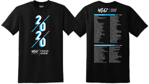 WGAZ OFFICAL 20/20 FOCUS TEE