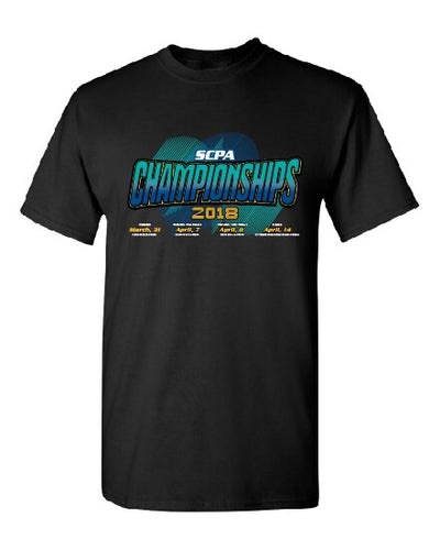 SCPA Championships Tee