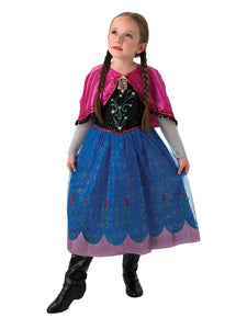 Anna Frozen Musical Light Up - Size 4-6