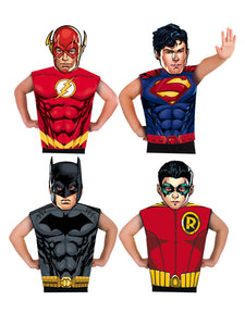 Dc Comics Boys Partytime Asst - 32 Pack