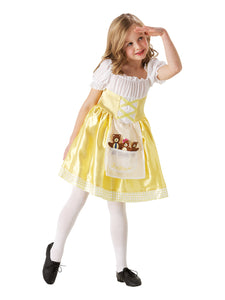 Goldilocks Costume - Size S (3-4)
