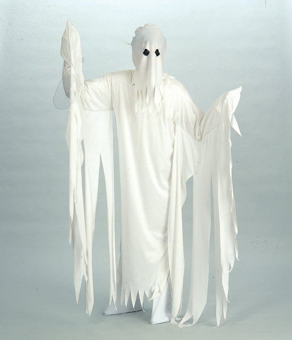 Ghost Robe Adult - Size Std