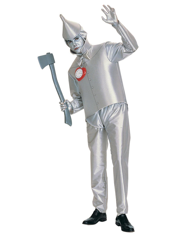 Tin Man Deluxe Adult Costume - Size Std