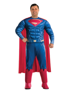 Superman Deluxe Costume - Size Plus