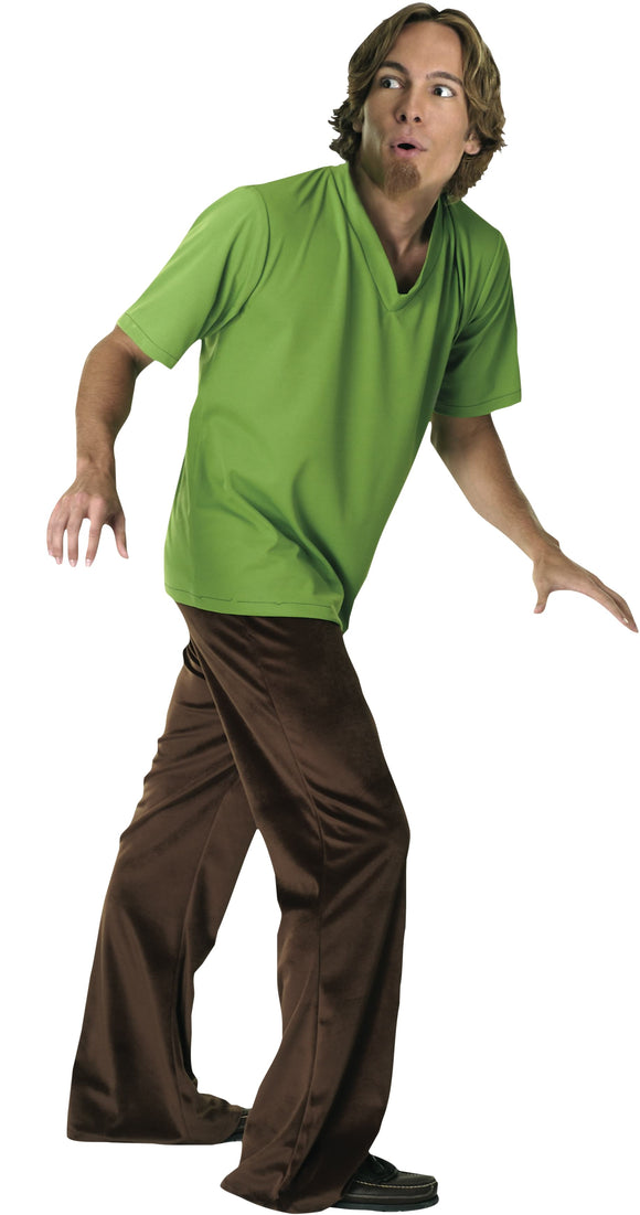 Shaggy Deluxe Costume - Size Std