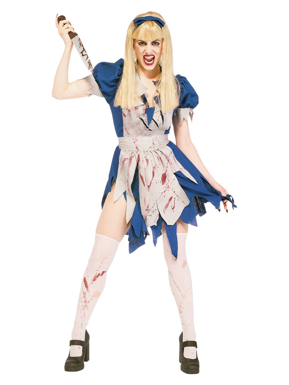 Malice In Horror Land Costume - Size Std