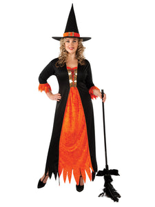 Gothic Witch Costume - Size Plus