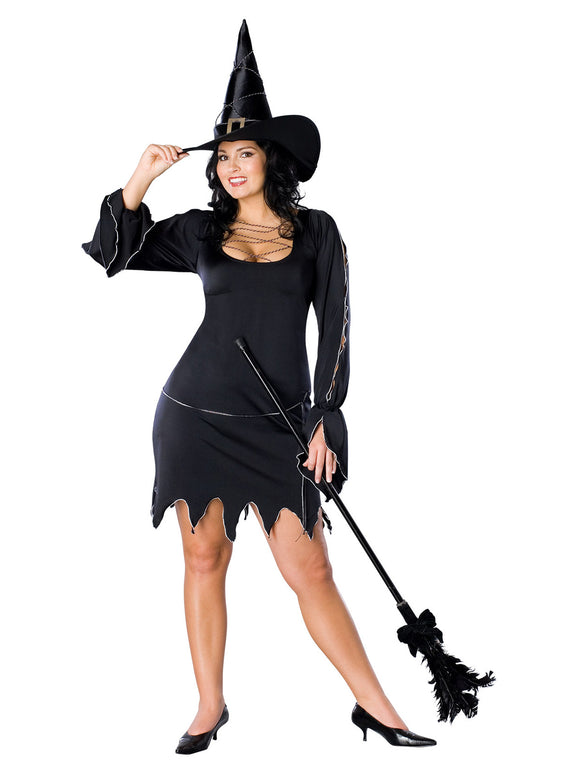 BEWITCHED COSTUME - SIZE STD