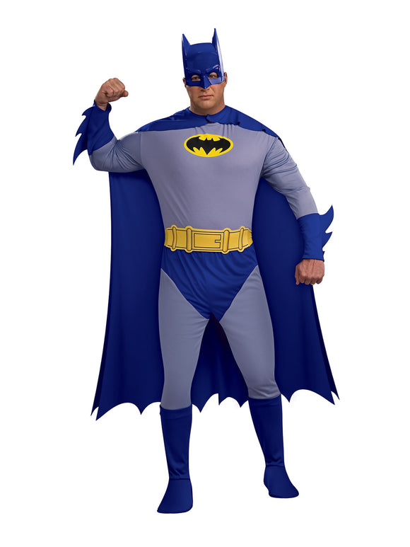 Batman Costume Full Figure - Size Plus