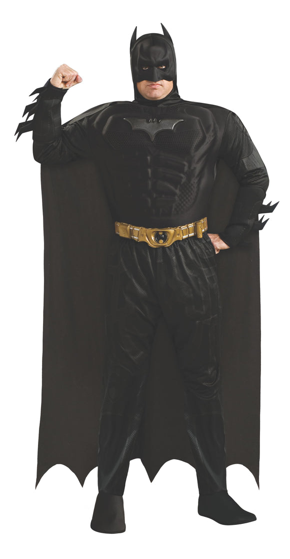 Batman Deluxe Costume - Size Plus
