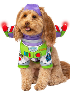 Buzz Toy Story Pet Costume - Size S