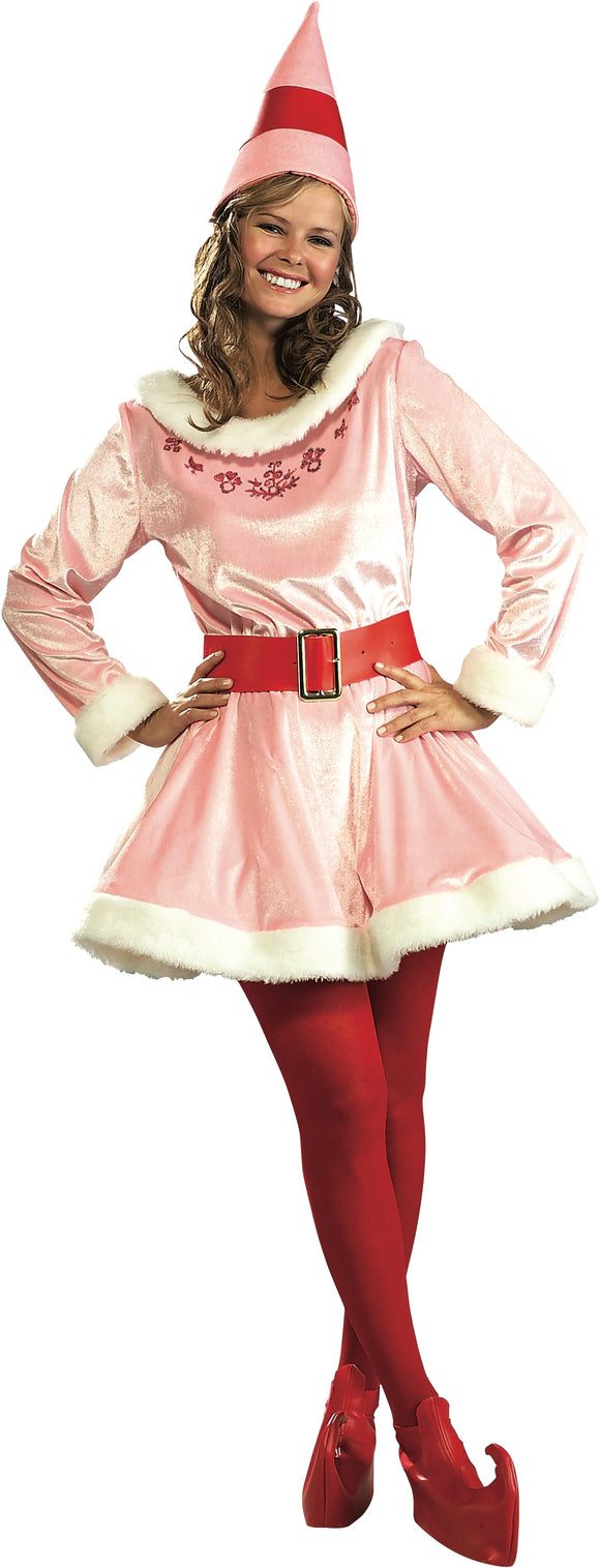 Jovie Elf Deluxe Costume - Size Std