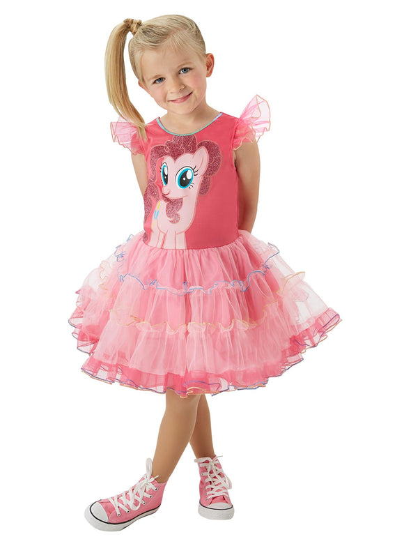 Pinkie Pie My Little Pony Deluxe Costume- Size 4-6