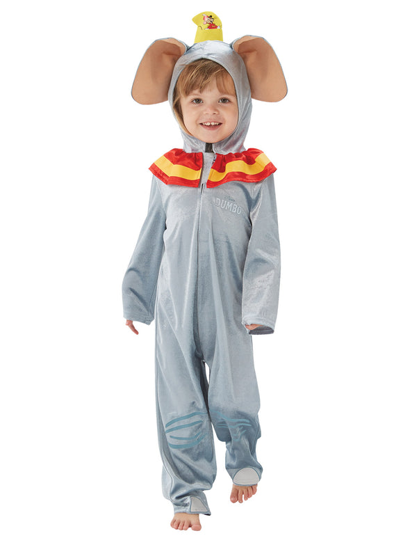 Dumbo The Elephant Jumpsuit Toddler 2-3Yr