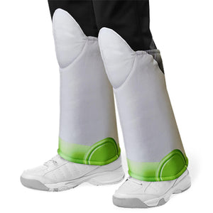 BUZZ TOY STORY 4 BOOT TOPS - SIZE 3+