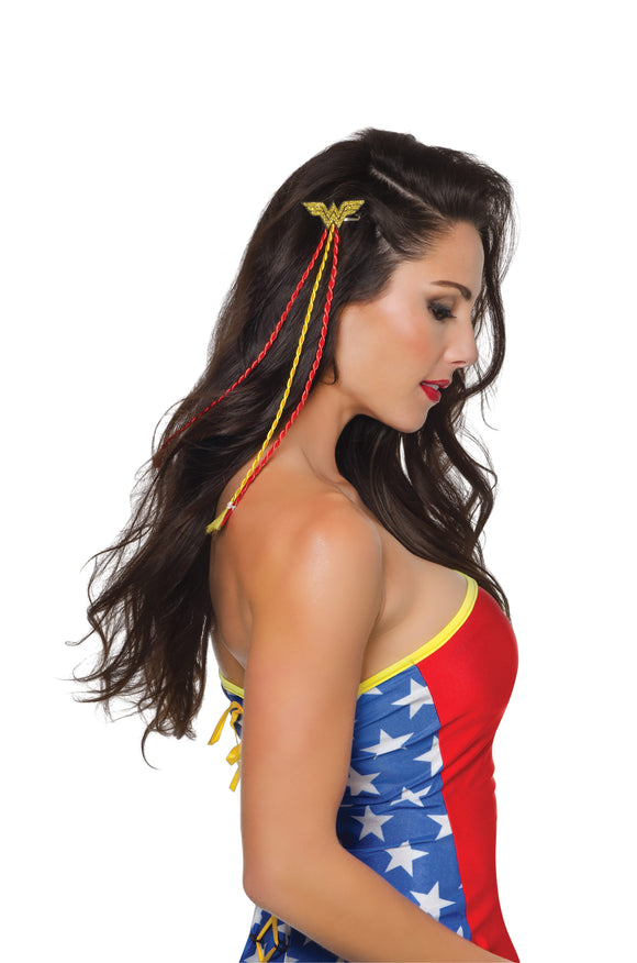 WONDER WOMAN HAIR EXTENSION