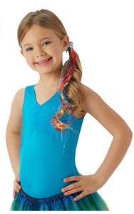 RAINBOW DASH MLP HAIR EXTENSION - CHILD