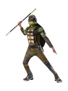 Tmnt 2 Deluxe Donatello Child - S