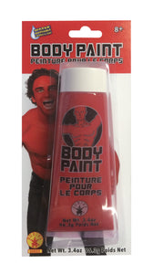 BODY PAINT - RED 100ML