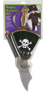 Pirate Accessory Kit - Child
