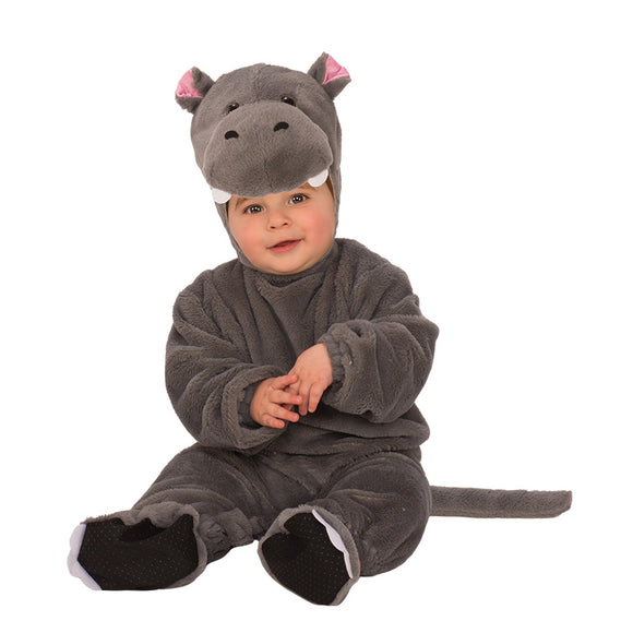 Baby Hippo Costume - Size Toddler
