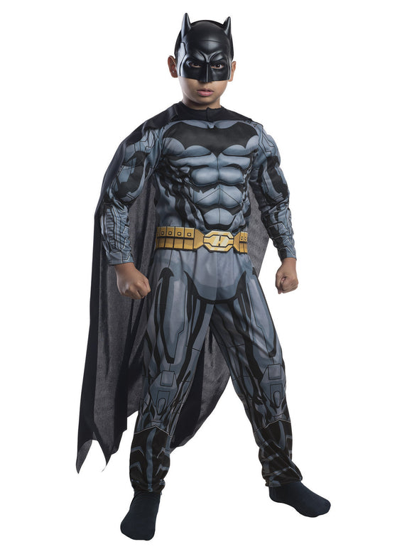 Batman Digital Print Deluxe Costume - Size 3-5