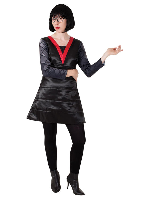 Edna Mode Deluxe Costume- Size S