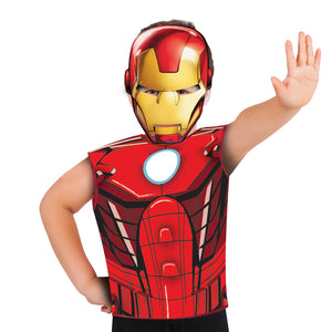 Iron Man Party Time Dress Up - Size S