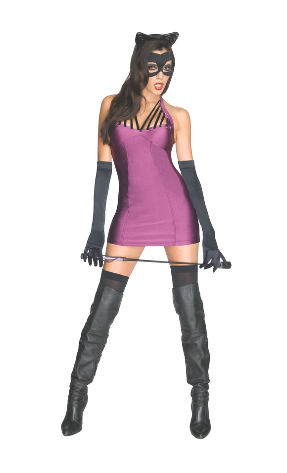 Catwoman Secret Wishes Costume - Size Xs