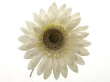 "4 Stems Daisy Artificial Silk Flowers 24"" Spray 1001 - Phoenix Silk Flower Marketplace"