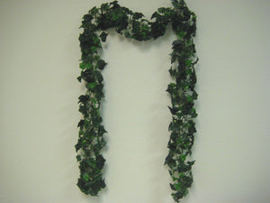 Mini ENGLISH IVY 6' Chain Garland Artificial Silk Vine Greenery 389EI - Phoenix Silk Flower Marketplace