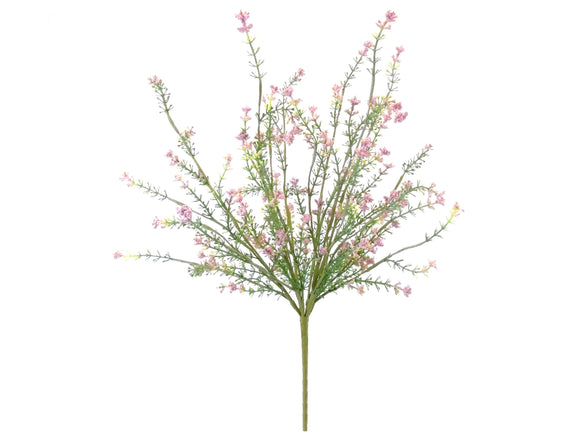 Gypsophila Bush Artificial Plastic Foam Flowers 20