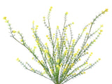 "Gypsophila Bush Artificial Plastic Foam Flowers 20"" Filler 60967 - Phoenix Silk Flower Marketplace"