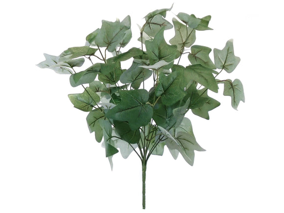 ENGLISH IVY Leaf Bush Artificial Silk Greenery 17