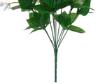"Rose Buds Artificial Silk Flowers 17"" Bouquet 12-0283 - Phoenix Silk Flower Marketplace"