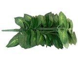 "ARROWHEAD Leaves Hanging Bush 25"" Artificial Silk Plants Greenery 8009 - Phoenix Silk Flower Marketplace"