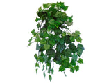 "PIGGY BACK Leaves Hanging Bush 25"" Artificial Silk Plants Greenery 8002 - Phoenix Silk Flower Marketplace"
