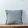 Linen Blanket Cushion - Little Road Interior Design