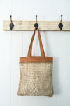 String & Canvas Bag - Little Road Interior Design