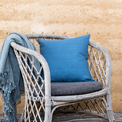 French Linen Cushion - Little Road Interior Design