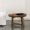 Wood Coffee/Side Table - Little Road Interior Design