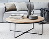 Round Coffee Table - Little Road Interior Design